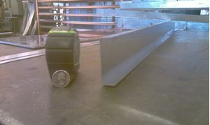 Picture of Aluminum C-Channel (1x3) 3/4 x 2 1/2 x 3/4 x 48 in, 1/16 in thick,.75IN, 2.5IN, 4 ft, New, USA!